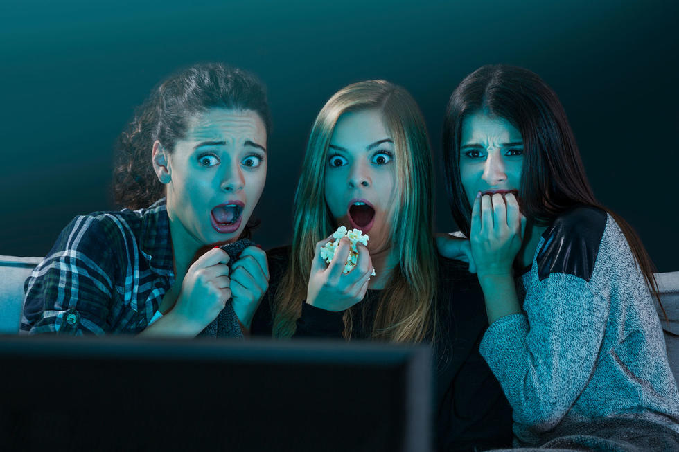 why Do People Like To Watch Horror Movies despite the scare ?