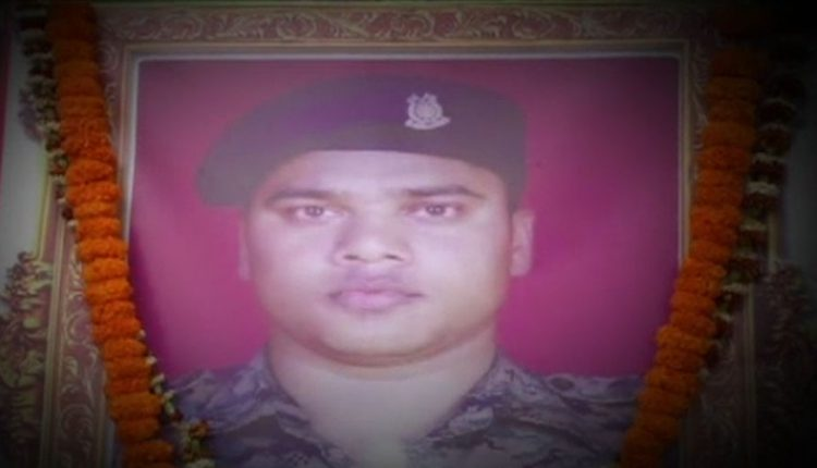 Pulwama martyr's parents, wife fight over ex-gratia in Odisha