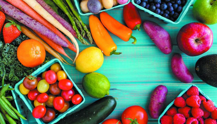 fruits and vegetables for heart health