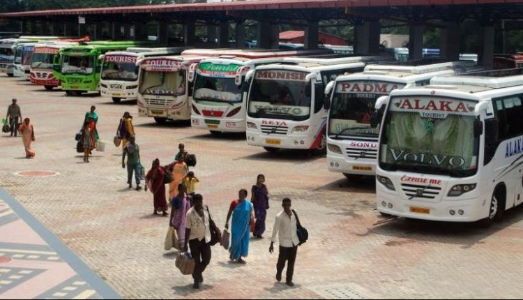 Bus services in Odisha