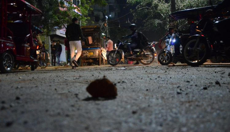 Health team pelted with stones in Indore