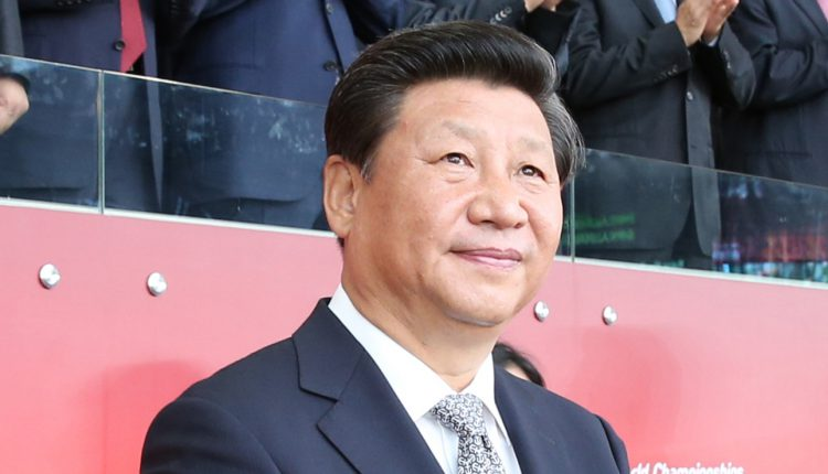 Complaint filed against Xi Jinping