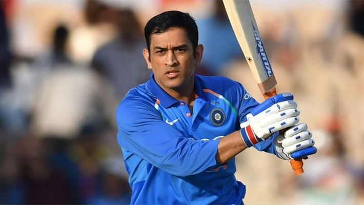 MS Dhoni most powerful batsman