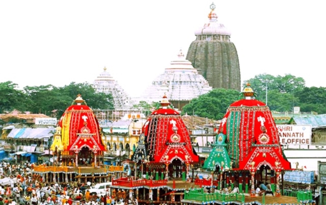 restriction on police officials visiting puri