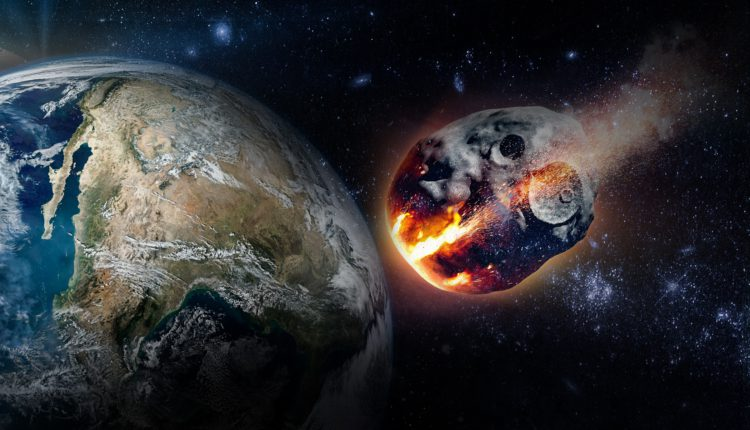 Giant asteroid to pass by earth
