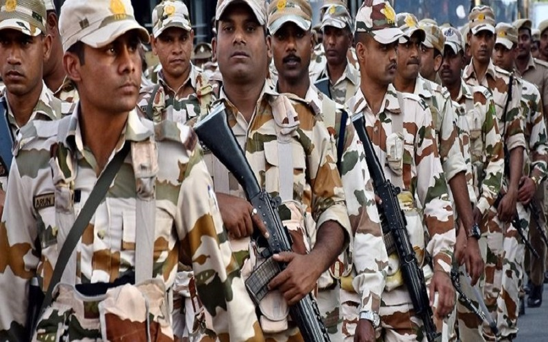 ITBP recruitment 2020 to begin from this date