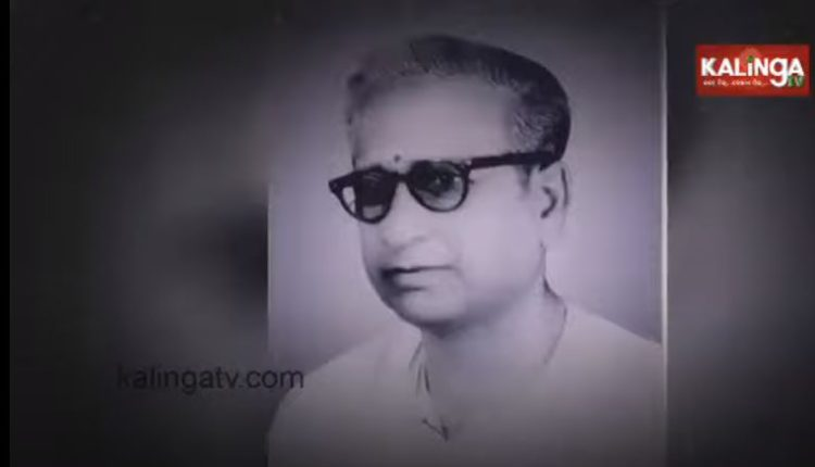 Remembering Odia singer Banikantha Nimain Harichandan