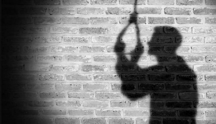 youth commits suicide in umerkote