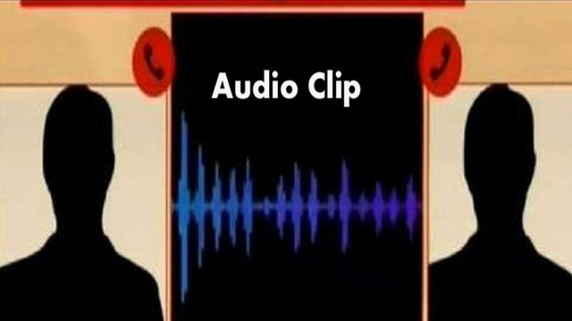 audio clip goes viral
