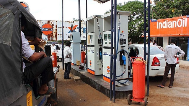 Petrol and diesel prices on 14th september