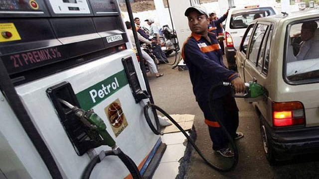 Fuel prices on 11th september