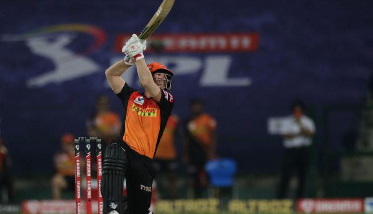 Bairstow, Warner and Williamson take SRH to 162/4