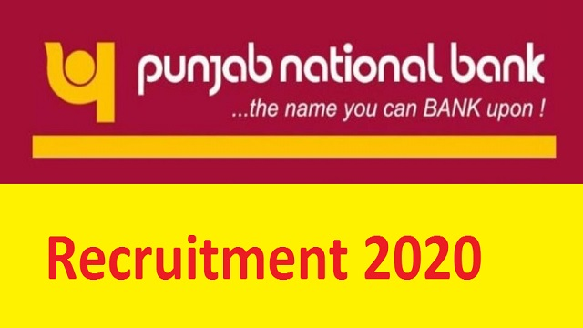 Punjab National Bank recruitment for more than 500 posts