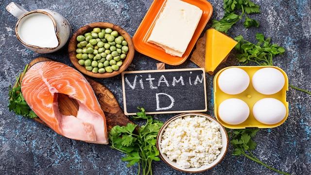 Vitamin d effect