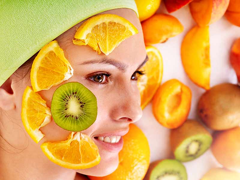 fruit face pack shahnaz husain