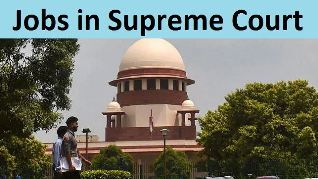 Supreme Court Vacancy 2020