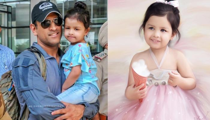 16-Year-Old Boy Held For Rape Threat Post Against Dhoni's Daughter Ziva