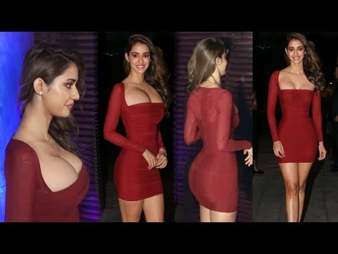 disha Patani tight dress