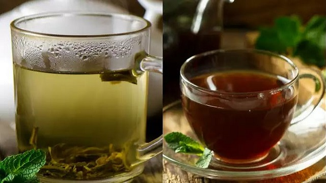 Are you taking Green tea or black tea? Know which is better