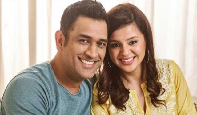 Dhoni and Sakshi produced movie