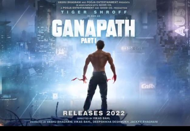 tiger shroff new film