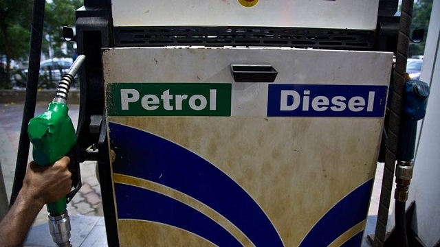 petrol and diesel rate