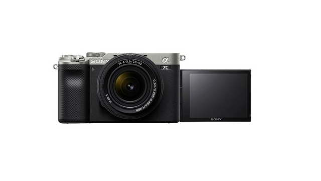 sony launches 'alpha 7c' full-frame camera in india