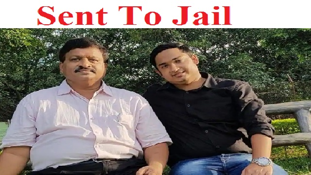 Suspended Ifs Officer Abhay Kant Pathak, His Son Akash Pathak Sent To Jail