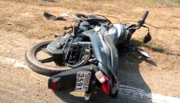 road accident in odisha today