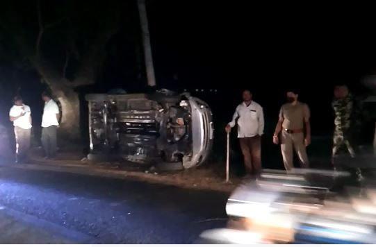accident in satapada odisha
