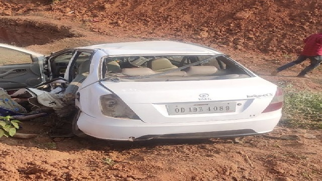 Car Carrying Pregnant Woman Meets Accident; Two ASHA Workers Killed In Dhenkanal