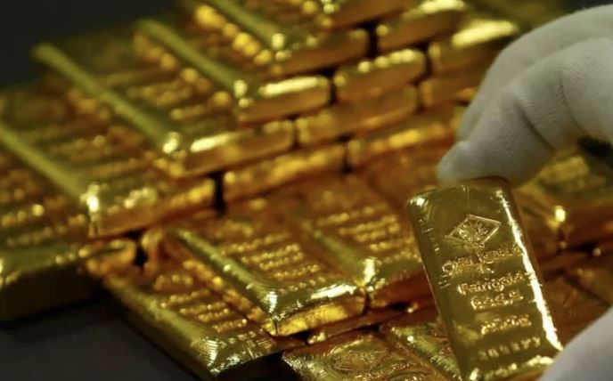 ancient gold found in temple