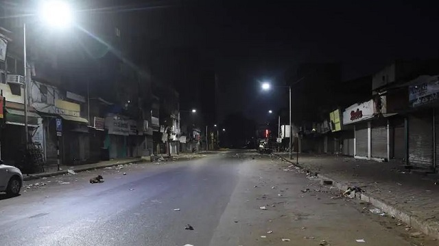 Odisha Imposes Night Curfew