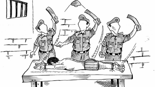 minor torture in rourkela police station