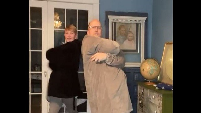 US Man And His Son's Dance To Bollywood Song Breaking The Internet