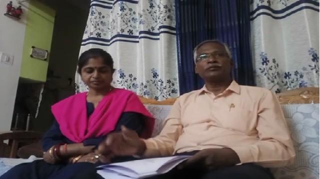senior citizens looted through cyber fraud