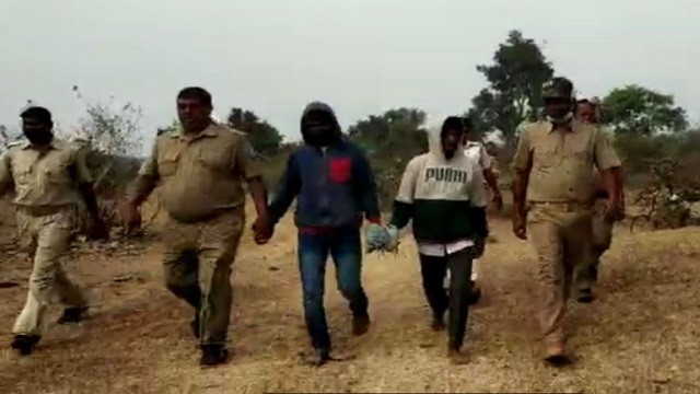 mayurbhanj police arrests accused