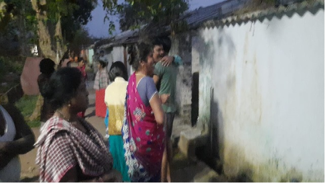 Woman-Son Found Hanging Inside House In Odisha