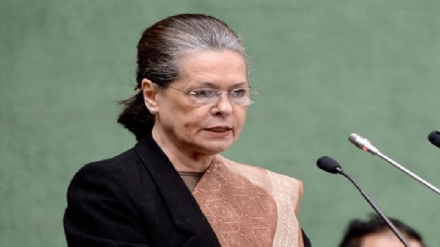 sonia gandhi writes letter to pm today