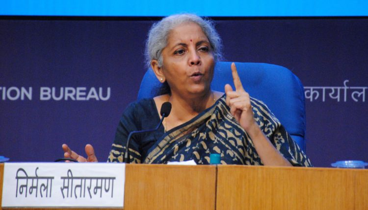finance minister on investment opportunities in India