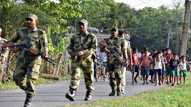 chinese national held near bengal border by bsf