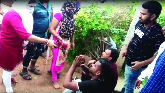 youth thrashed by locals in jajpur
