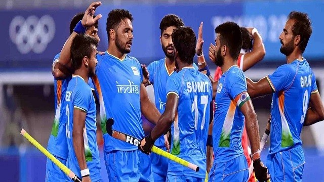 India beat Japan 5-3 to end group stage with a win