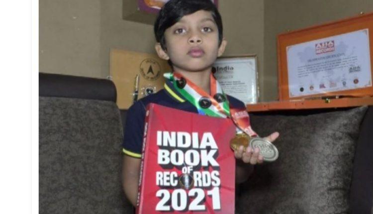 Child prodigy Sriyank from Odisha's Koraput