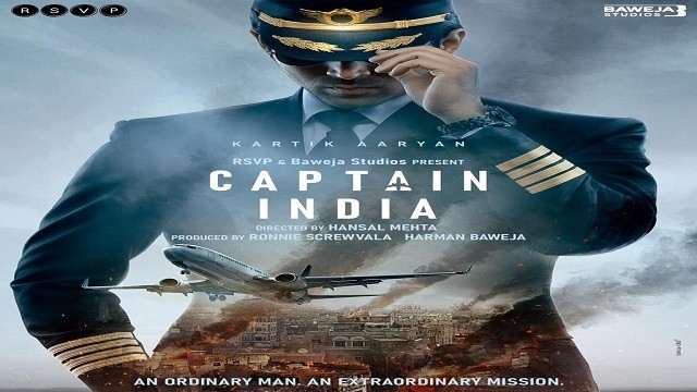 Hansal Mehta and Kartik Aaryan to team up for action drama Captain India: It's exciting and inspiring at the same time