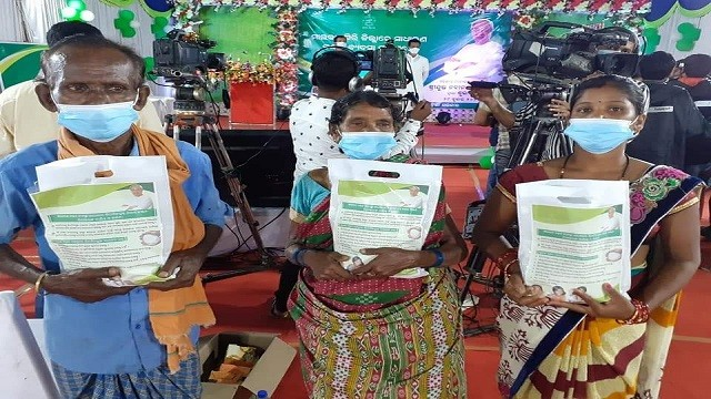 'One Nation, One Ration' launched in Odisha