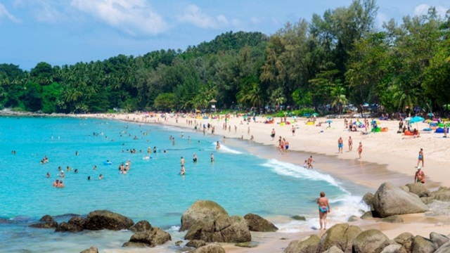thailand reopening to tourists