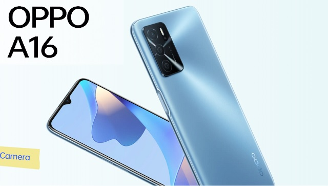 oppo a16 price